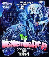 Dismembered Blu-Ray