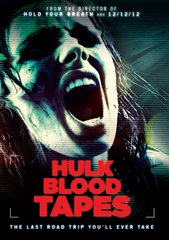 Hulk Blood Tapes DVD