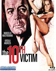 10th Victim Blu-Ray
