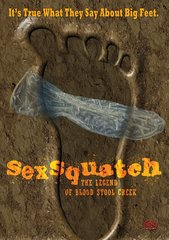 Sexsquatch DVD
