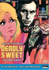 Deadly Sweet DVD