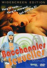 Bacchanales Sexuelles DVD