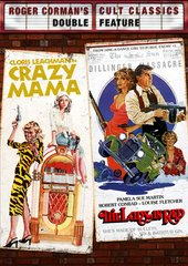 Crazy Mama / The Lady In Red DVD