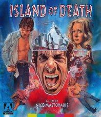 Island Of Death Blu-Ray/DVD
