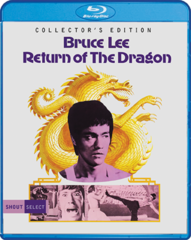 Return Of The Dragon Blu-Ray