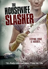 Housewife Slasher DVD