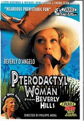 Pterodactyl Woman From Beverly Hills DVD