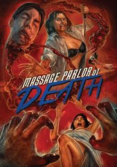 Massage Parlor Of Death DVD