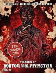Curse Of Doctor Wolffenstein Blu-Ray/DVD