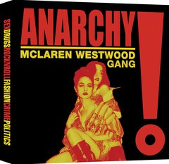"Anarchy: McLaren Westwood Gang (Limted Edition) DVD/7"" Box Set"
