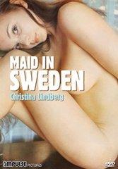 Maid In Sweden DVD (signed by Christina Lindberg)