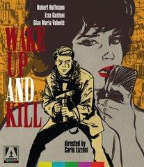 Wake Up And Kill Blu-Ray/DVD