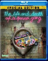 Life And Death Of A Porno Gang Blu-Ray