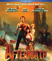 Aftermath Blu-Ray/DVD