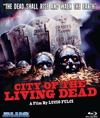 City Of The Living Dead Blu-Ray