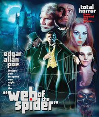 Web Of The Spider Blu-Ray
