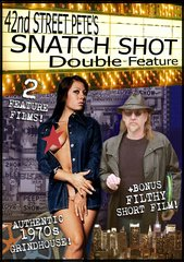 42nd Street Pete's Snatch Shot DVD