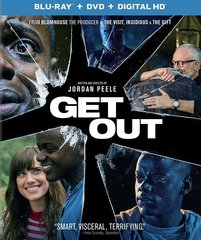 Get Out Blu-Ray/DVD