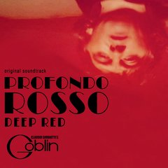 Claudio Simonetti's Goblin - Profondo Rosso Deep Red CD Soundtrack