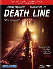 Death Line (aka Raw Meat - Limited Edition) Blu-Ray/DVD