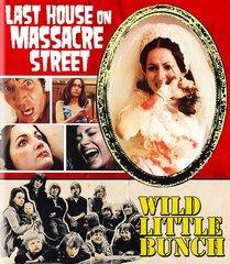 Last House On Massacre Street / Wild Little Bunch Blu-Ray