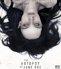 Autopsy Of Jane Doe Blu-Ray/DVD
