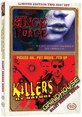 Grindhouse Double Feature: Scary Horror Movie DVD