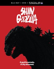 Shin Godzilla Blu-Ray/DVD