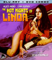 Hot Nights Of Linda Blu-Ray/DVD