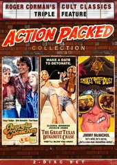 Action-Packed Collection DVD