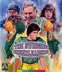 Swinging Cheerleaders Blu-Ray/DVD