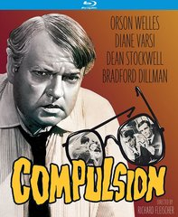Compulsion Blu-Ray