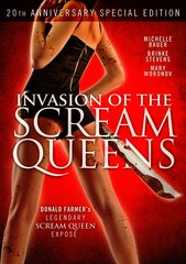 Invasion Of The Scream Queens DVD