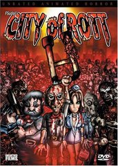 City Of Rott DVD