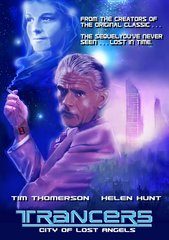 Trancers: City Of Lost Angels DVD