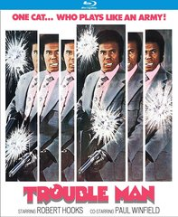 Trouble Man Blu-Ray