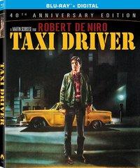 Taxi Driver (40th Anniversary Edition) Blu-Ray