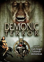 Demonic Terror Collection DVD