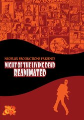 Night Of The Living Dead: Reanimated DVD