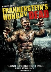 Frankenstein's Hungry Dead DVD