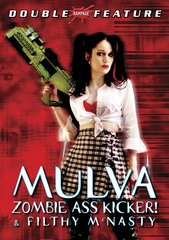 Mulva: Zombie Ass Kicker / Filthy McNasty Double Feature DVD