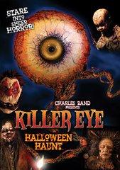 Killer Eye: Halloween Haunt DVD