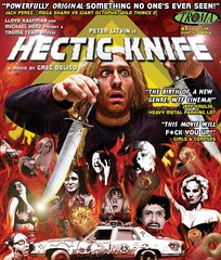Hectic Knife Blu-Ray