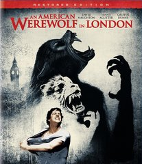 American Werewolf In London (Restored Edition) Blu-Ray