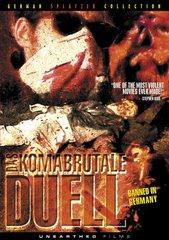 Das Komabrutale Duell DVD