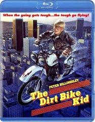 Dirt Bike Kid Blu-Ray