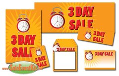 3 Day Sale Event Kit - $150-$899
