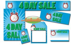 4 Day Sale Event Kit - $150-$899