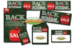 Back to School Sale Event Kit - $150-$899