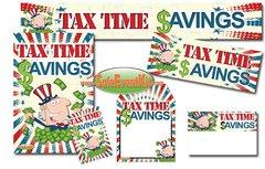 Tax Time Savings Event Kit - $150-$899